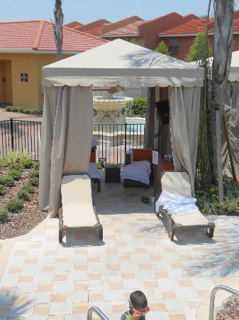 Fantasy World Club Villas: Cabana we rented