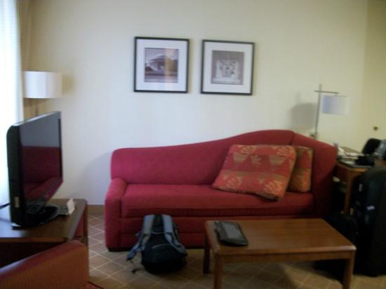Residence Inn Arlington Rosslyn: lounge