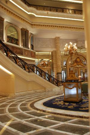 Legendale Hotel Beijing: lobby