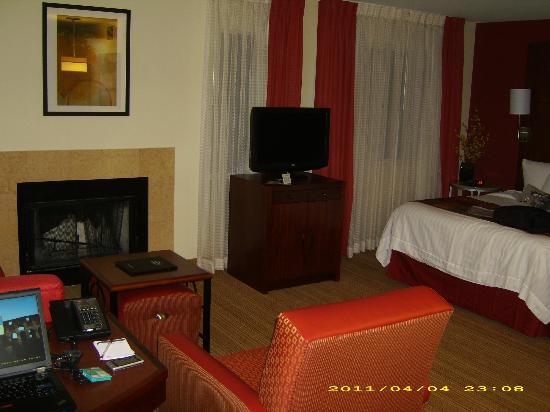 Residence Inn by Marriott Tempe: stanza