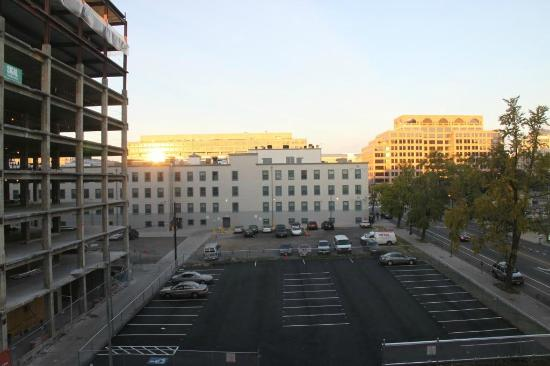 Hyatt Regency Washington on Capitol Hill: The view!