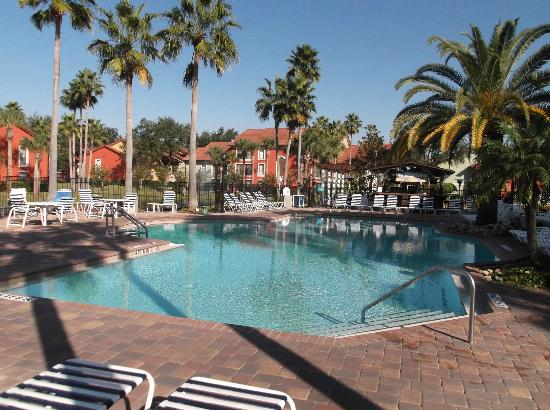 Legacy Vacation Resorts : pool area