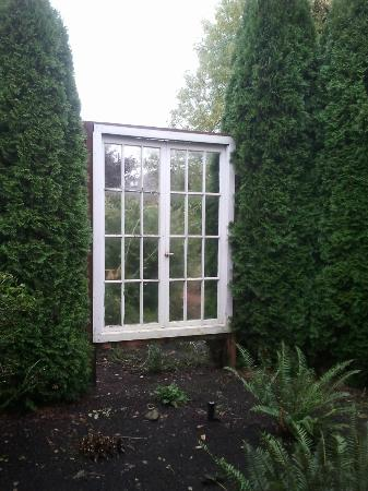 Village Green Resort: A Garden Window