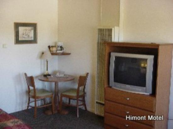 Himont Motel: Guest Room