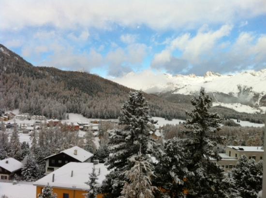 Hotel Post: vistas desde la habitacion