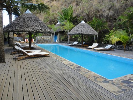 la piscine foto l 39 heure bleue nosy be tripadvisor. Black Bedroom Furniture Sets. Home Design Ideas