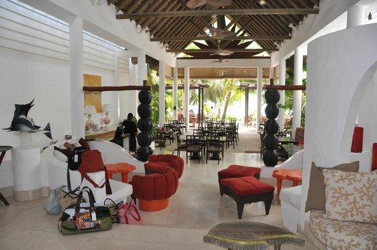 Village du Pecheur: restaurant