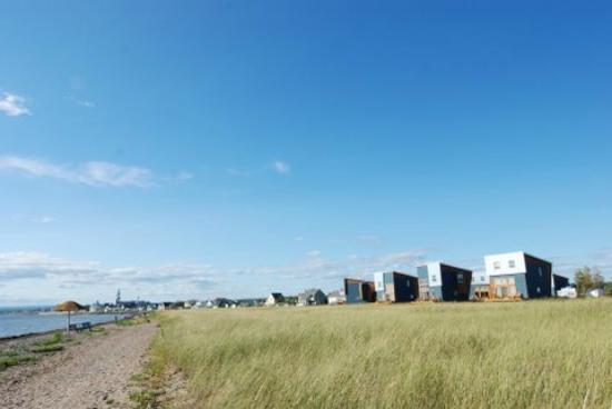 Les Chalets du Bioparc : La proximité de la plage...