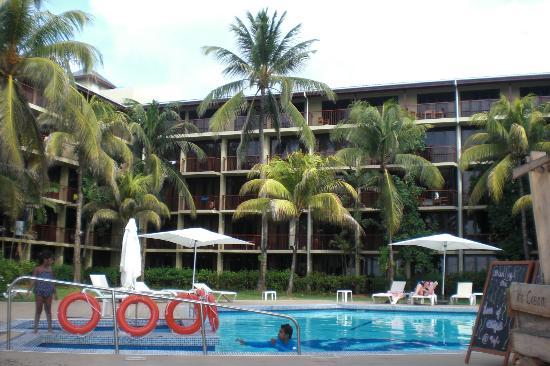 Coral Strand Smart Choice Hotel Seychelles: Hotelansicht