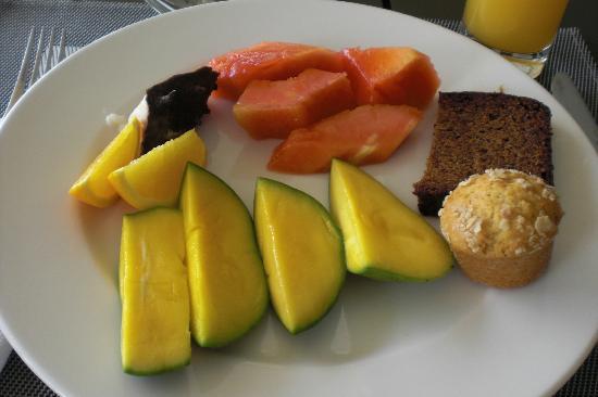 Coral Strand Smart Choice Hotel Seychelles: Frühstück
