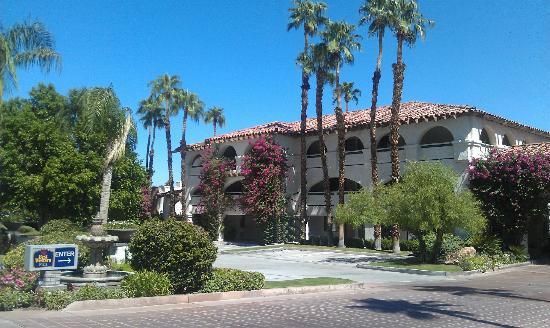 Best Western Hotel In Palm Desert Ca