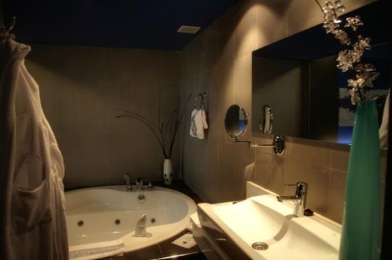 hotel playa ribera jacuzzi interior