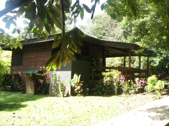 Chachagua Rainforest Eco Lodge: our cottage.