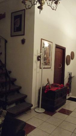 Idramon Hotel interior