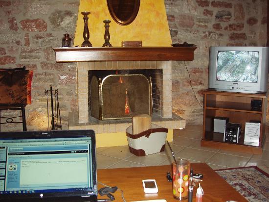 Petrino Rodo: Εσωτερική εικόνα δωματίου