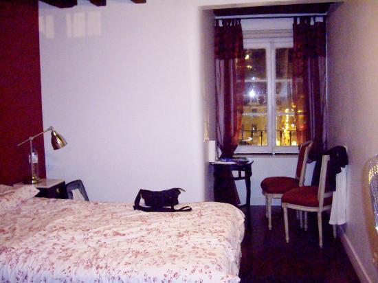 Rossio Hostel: chambre vue de la chambre 