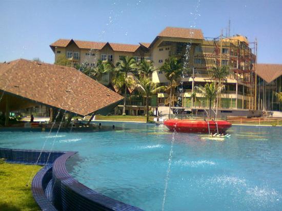 Recanto Cataratas Thermas Resort & Convention: Piscina