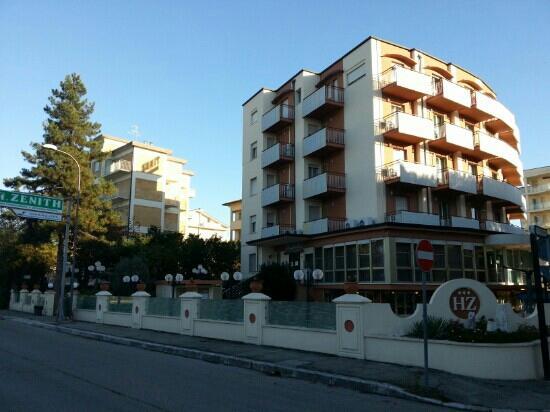 Zenith Hotel Cervia : hotel