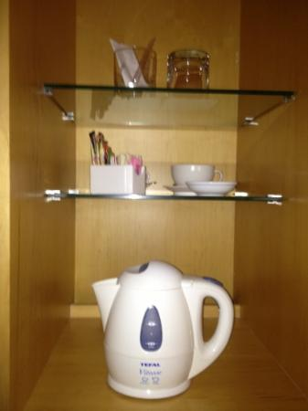 Hyatt Regency Dubai: Tea anyone?