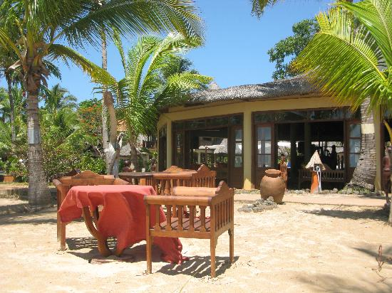 VOI Amarina resort: devant le bar