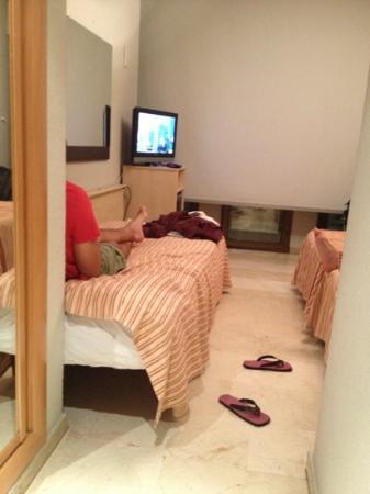 Hotel Universal: camera