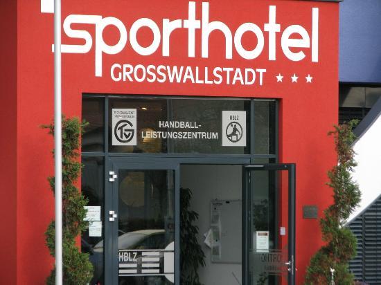 Sporthotel Grosswallstadt