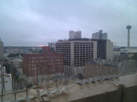 Home2 Suites by Hilton San Antonio Downtown - Riverwalk: View from my room at the 12th floor