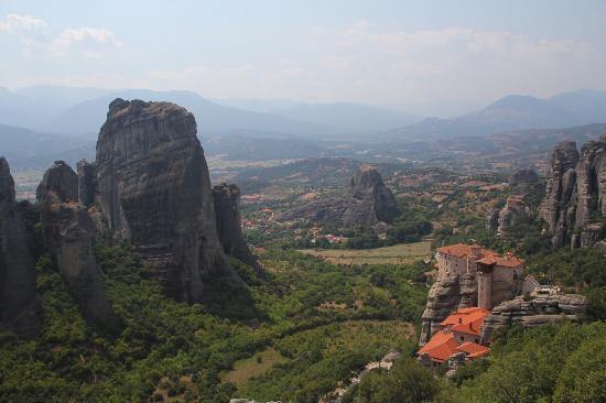 Taxi Tours - Jordan Daioglou: Meteora, Greece