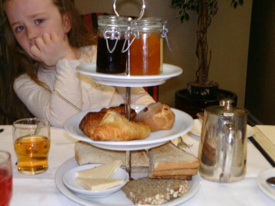 Muckross Park Hotel & Spa: 5* Breakfast at Muckross Hotel..