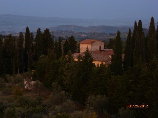 Hotel Villa Tavolese: View