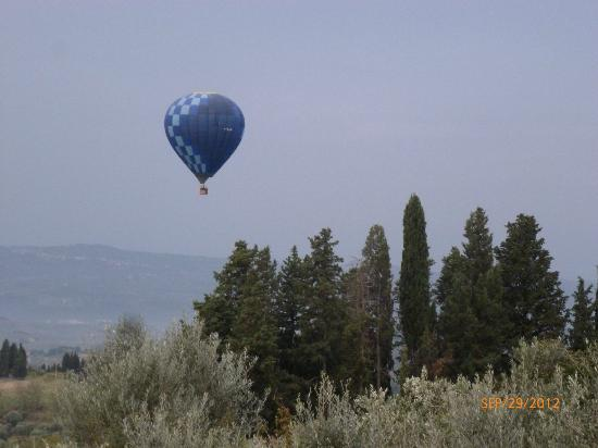 Hotel Villa Tavolese: Up, up, and away!