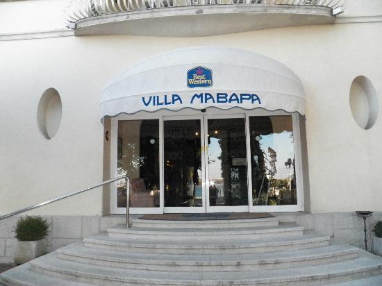 Hotel Villa Mabapa: Villa Mabapa in Lido Venezia Italia