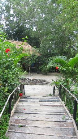 Freedomland Phu Quoc Resort: Entrance