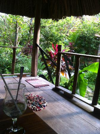 Freedomland Phu Quoc Resort: Our balcony