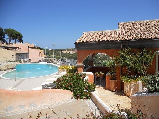 Residenza Borgo Punta Villa: vista  dal borgo punta villa