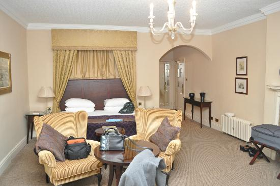 Macdonald Ansty Hall: Feature room photo