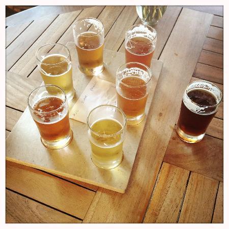 Island Brewing Company: Tasting