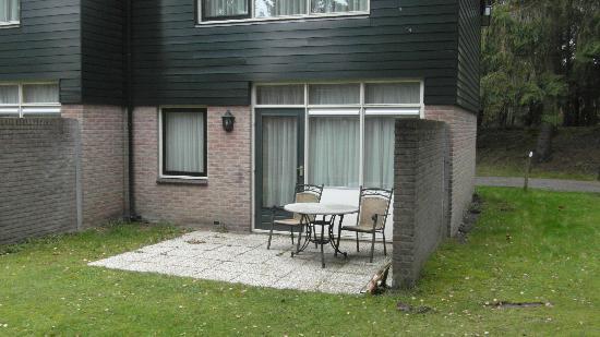Fletcher Hotel-Restaurant De Wipselberg-Veluwe: de kamer met terras