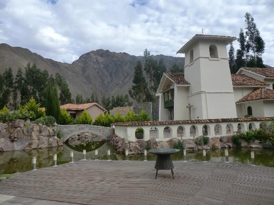 Aranwa Sacred Valley Hotel & Wellness : chapel on the grounds