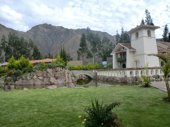 Aranwa Sacred Valley Hotel & Wellness : Grounds