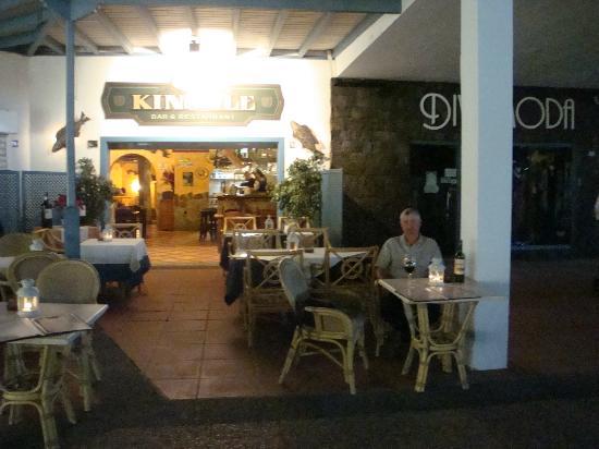 Restaurante kinsale en t as con cocina otras cocinas for Cocinas europeas