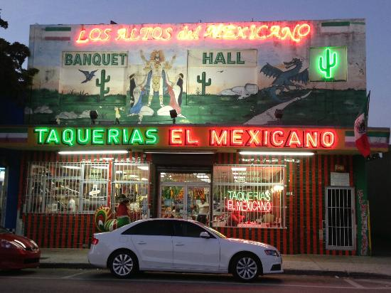 Good Mexican Restaurants In Miami Fl