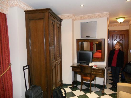 Hotel Las Almenas: room 108