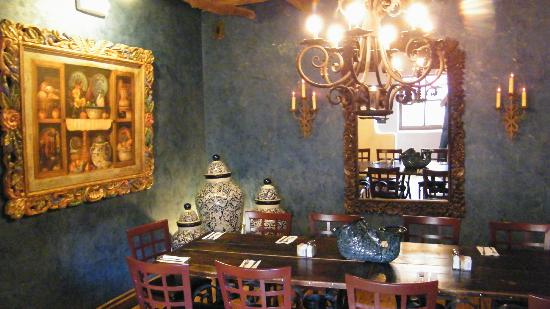 La Posta de Mesilla: private room one can reserve