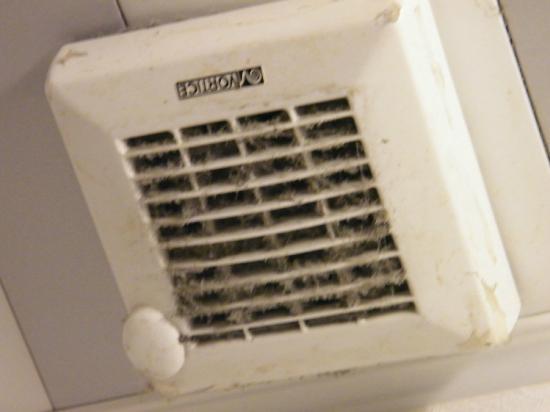 Hotel Bolzano : aeratore del bagno