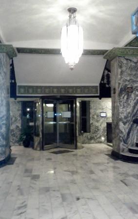 Colcord Hotel: Lobby