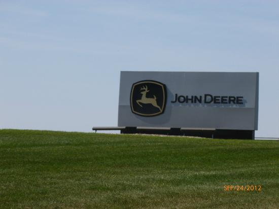 ‪‪Waterloo‬, ‪Iowa‬: John Deere Factory, Waterloo, Iowa