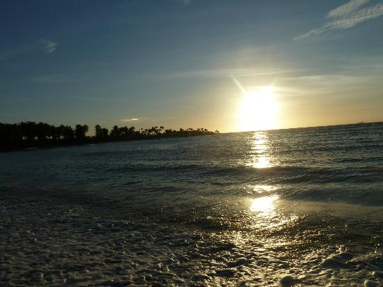 Grand Bahia Principe La Romana: Another sunset