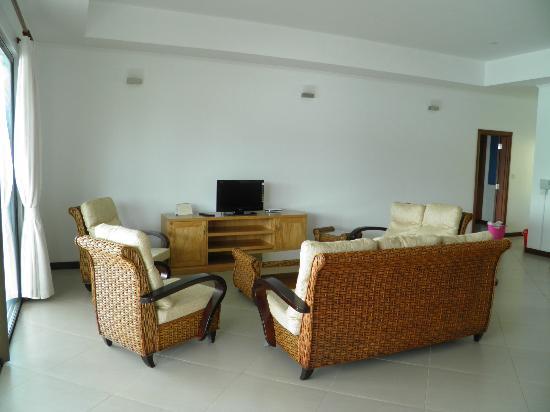 Sailfish Beach Villas: soggiorno