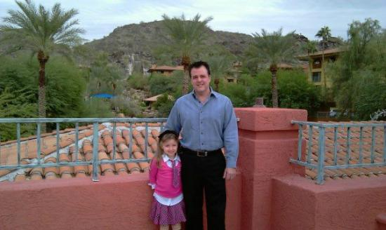 Pointe In Tyme at Pointe Hilton Tapatio Cliffs Resort: Beautiful surroundings